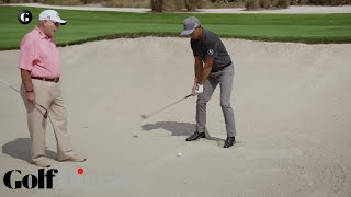 Download The Sand Man with Rickie Fowler and Butch Harmon | Golf Digest Video