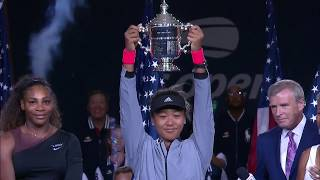 Download US Open Extended Highlight: Naomi Osaka vs. Serena Williams Video