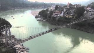 Download Laxman Jhula, Rishikesh Video