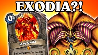 Download Exodia In Hearthstone!!! Video