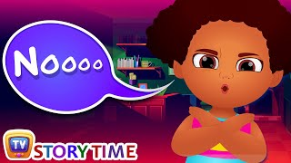 Download Chiku Says ″NO″ - Good Habits Bedtime Stories & Moral Stories for Kids - ChuChu TV Video