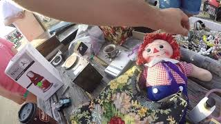 Download Shopping Columbus Flea Market! Always on the hunt for treasures to flip! Video