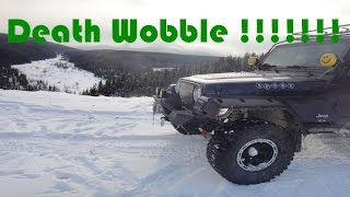 Download Troubleshooting the dreaded Death Wobble Video
