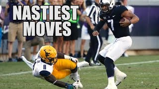 Download Nastiest Moves (Hurdles, Jukes, Spin Moves, & Stiff Arms) Of The 2017-18 College Football Season ᴴᴰ Video