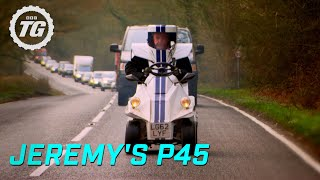 Download Jeremy's P45 | Smallest Car in the World! | Extended Full HD | Top Gear | BBC Video