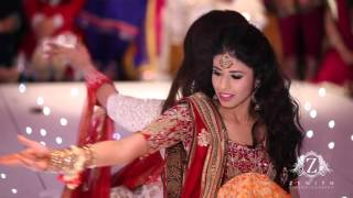 Download HIRA and SID Wedding best Mehndi Dance 2013 at the RIVER ROOM Video