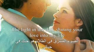Download cilen dion because you loved me مترجمة الى اللغة العربيه Video