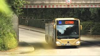 Download Mercedes Benz The new Citaro 2 doors Video