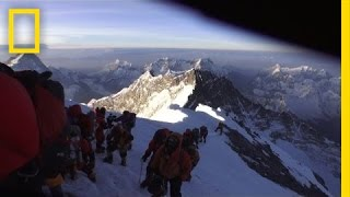 Download Everest - Getting to the Top | National Geographic Video