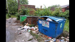Download St. Louis residents tired of trash problem Video