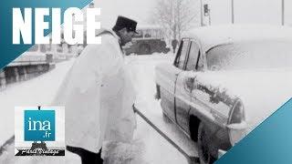 Download 1963 : La neige tombe sur Paris | Archive INA Video