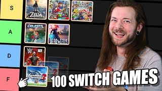 Download Ranking 100 Nintendo Switch Games from BEST to WORST! Video