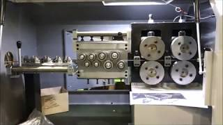 Download 3D CNC Wire Bender forming a ring Video