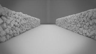 Download 3dsmax Tutorial - Wall of Rocks Video