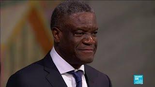 Download REPLAY - Cérémonie de remise du prix nobel de la paix à Denis Mukwege et Nadia Murad Video