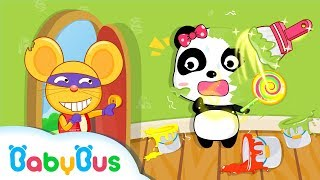 Download Color Mixing Studio | Game Preview | Educational Games for kids | BabyBus Video