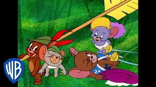 Download Tom & Jerry | Royal & Mouseketeers | Classic Cartoon Compilation | WB Kids Video