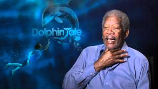 Download Morgan Freeman reveals the secret of his amazing voice Video