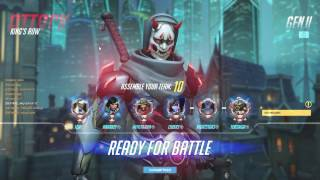 Download Overwatch - Genji 21-0 Video