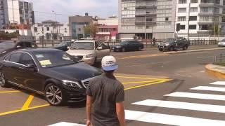 Download Convoy Presidente Rusia en APEC Perú Lima Video