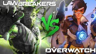 Download LawBreakers vs. Overwatch Video