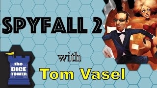 Download Spyfall 2 Review - with Tom Vasel Video