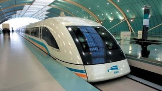Download 431kph Shanghai Maglev (Magnetic Levitation) train, the world's fastest commercially operating train Video