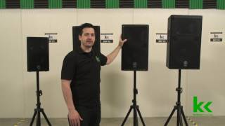 Download How To Select The Right Speaker For Your Event (Yamaha DXR, DSR) Video