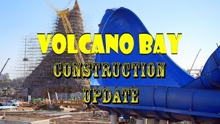 Download Universal Orlando Resort Volcano Bay Construction Update 12.9.16 Like Pieces To A Puzzle! Video