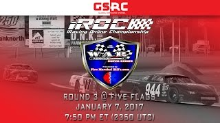 Download iROC W.A.R Shocks Super Series - Round 3 - Five Flags Video