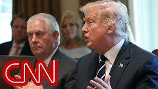 Download Trump fires back at Rex Tillerson: He's dumb as a rock Video