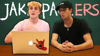Download Jake Paul Corrects Our Grammar Video
