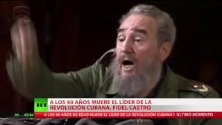 Download CUBA LLORA LA MUERTE DE FIDEL CASTRO Video