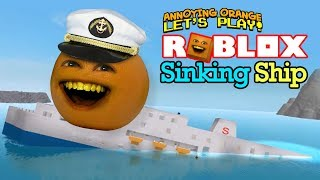 Download Roblox: SINKING SHIP [Annoying Orange] Video