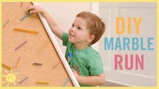 Download DIY | Marble Run Video