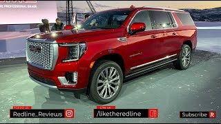 Download The 2021 GMC Yukon is a Modern Extra Large SUV With an Available Diesel Engine! Video