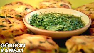 Download Spiced Tuna Fishcakes - Gordon Ramsay Video
