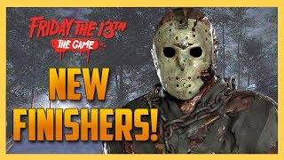 Download New Jason 7 Finishers! - Friday the 13th The Game | Swiftor Video