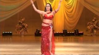 Download Olga Iltimirova Bellydancer Jingle Bells Dance Video