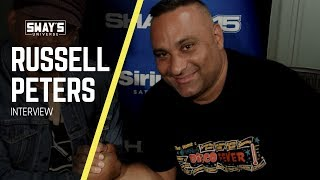 Download Comedian Russell Peters Goes Off on Trevor Noah + Names His Top 5 Comedians Video
