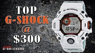 Download Top 5 G-Shock Watches For $300 Video