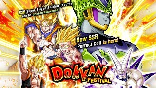 Download CAN WE PULL CELL?!?! 150 DRAGON STONE SUMMONS! STR Cell Dokkan Festival Summoning Event Video