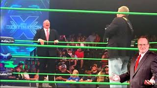 Download JIM CORNETTE Returns !! GFW Impact Review 8/17/2017 - Destination X Video