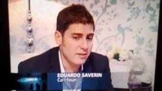 Download Eduardo Saverin, Co-Founder of Facebook Caught on Tape Video