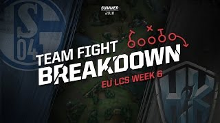 Download Team Fight Breakdown with Jatt: S04 vs H2K (2016 EU LCS Summer Week 6) Video