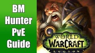 Download 7.1 LEGION BM Hunter DPS GUIDE!!! Video