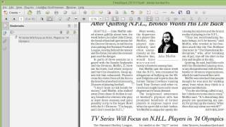 Download How to Create Bookmarks in Adobe Acrobat Video