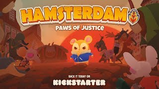 Download Hamsterdam - Game Reveal Trailer Video