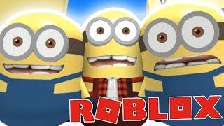 Download JSME MIMOŇI!:DD - Roblox Escape the Minion Obby! Video