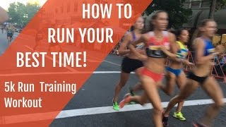 Download 5k Run Training: Run Your Best Time Video
